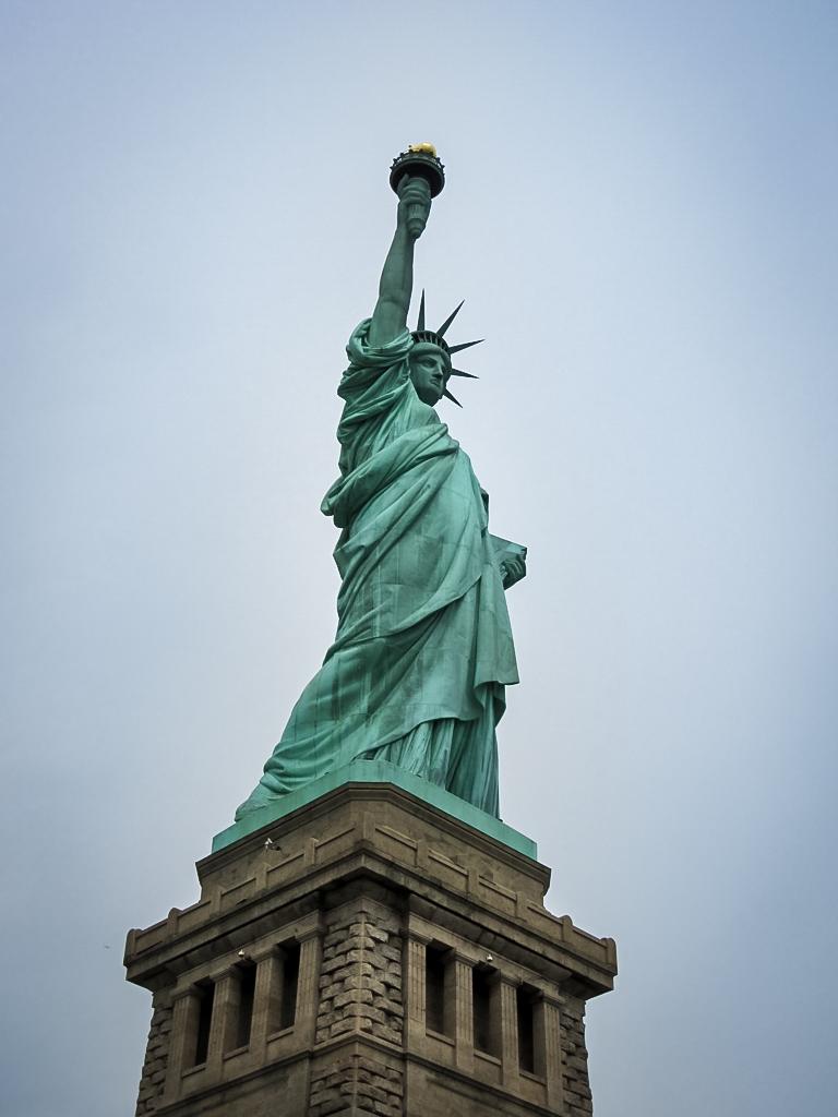 Statue of liberty essay