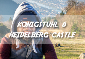 Exploring the Konigstuhl and Heidelberg Castle