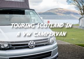 Scotland Campervan Roadtrip Itinerary
