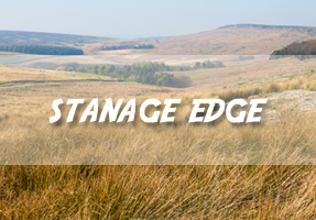 Exploring Stanage Edge