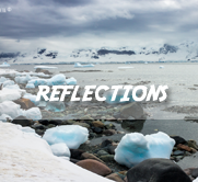 Antarctica Reflections