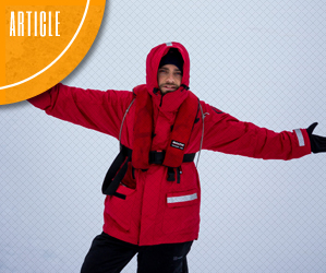 Antarctica - Base Layer Clothing guide