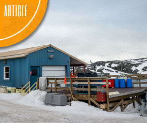 Antarctica - Palmer Research station, Anvers Island