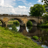 Three Arch bridge by James Paine