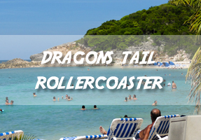 Dragons Tail Rollercoaster