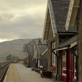Ribblehead train station