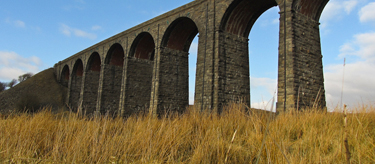 Ribblehead Viaduct closeup