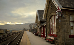 Ribblehead station - beautiful Yorkshire architecture