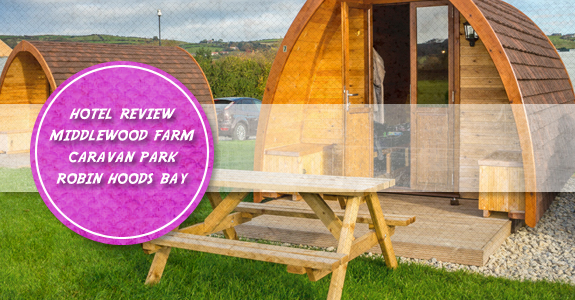 Middlewood Farm caravan site review