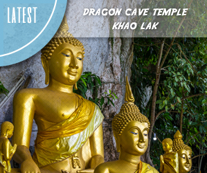 Exploring the beautiful Dragon Cave Temple, Khao Lak