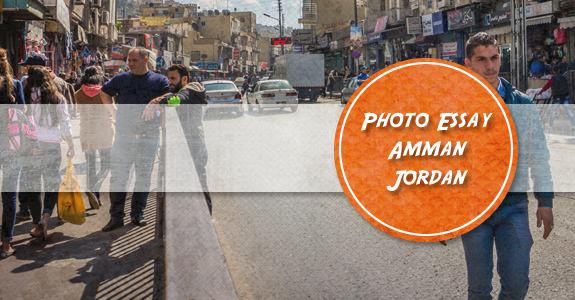 Photo Essay - Amman, Jordan