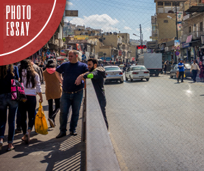 Photo Essay – Amman, Jordan