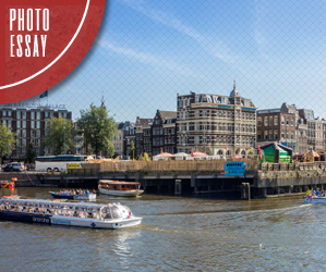 Photo Essay - Amsterdam