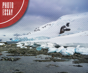 Photo Essay - Antarctic Landscapes