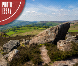 Photo Essay: The Peak District, Derbyshire