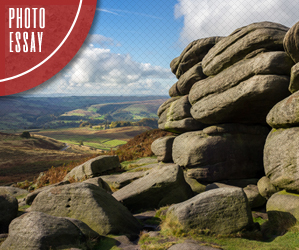 Photo Essay - Higger Tor, The Peak District